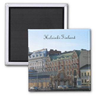 Helsingfors Finland Kylskåps Magneter