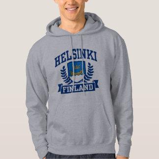 Helsingfors Finland Sweatshirt Med Luva