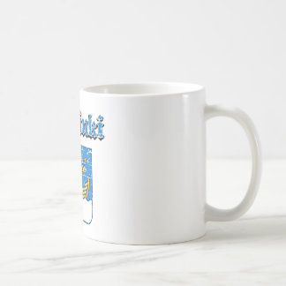 Helsingfors stadsdesigner kaffemugg