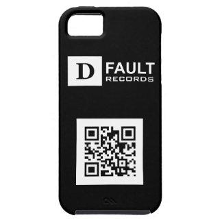 Heltäckandesvarten D-Kritiserar fodral för tuffen iPhone 5 Skydd