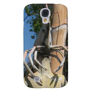 Helvete för huvud för Herr skaldjurAKA hummer Galaxy S4 Fodral