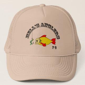 Helvete sportfiskarehatt keps