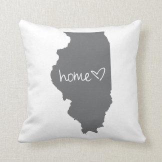 Hem- <3 Illinois Kudde