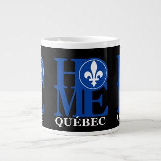 HEM- Quebec 20oz mugg Jumbo Mugg