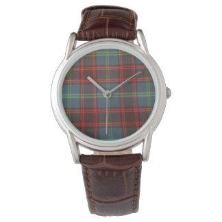 Hem- Tartanklassikerklocka Armbandsur
