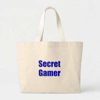 Hemlig Gamer Tygkassar
