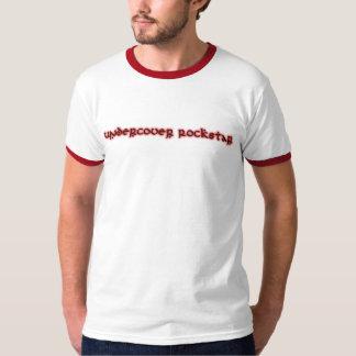 Hemlig Rockstar perser T Shirt