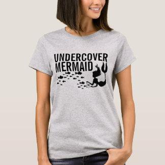 Hemlig sjöjungfruT-tröja T-shirts