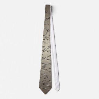 Hemligt bästa för beige svart - hemlig Tie Slips