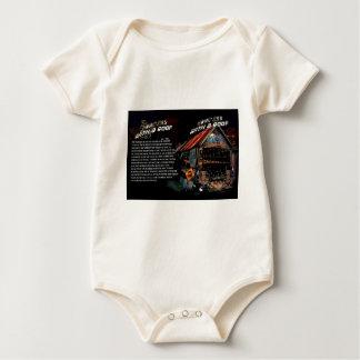 Hemlös med ett tak 20 år i leken - dvd- body för baby