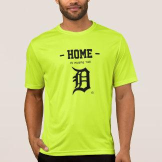 """Hemmet är var """"Det"""" är Tshirts"""