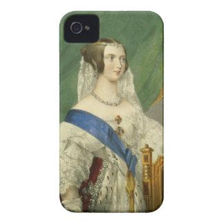 Henne mest artig majestät, drottning Victoria iPhone 4 Case-Mate Case