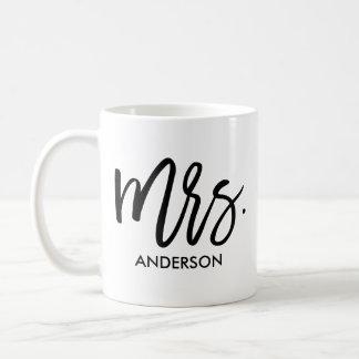 Henne mycket egen personlig kaffemugg