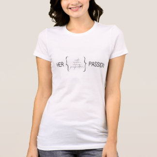 Henne Passion. T-shirt