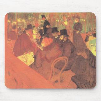 Henri de - Lautrec- Promenoiren rougen Musmattor