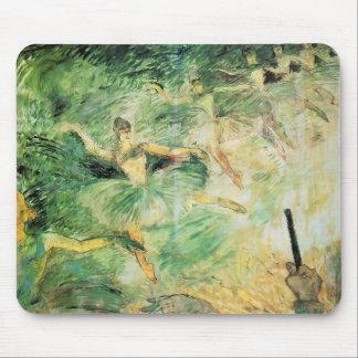 Henri de Toulouse-Lautrec balettdansörer Musmattor