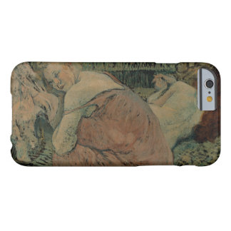 Henri de Toulouse-Lautrec - två vänner Barely There iPhone 6 Skal