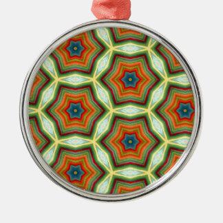 Henri Rousseau det Retro sova zigenska mönster Julgransprydnad Metall