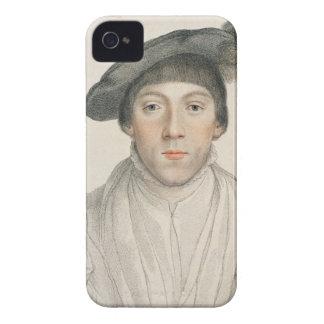 Henry Howard, Earl av Surrey som inristas av iPhone 4 Skydd