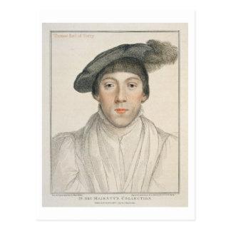 Henry Howard, Earl av Surrey som inristas av Vykort