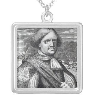 Henry Morgan, 1678 Silverpläterat Halsband