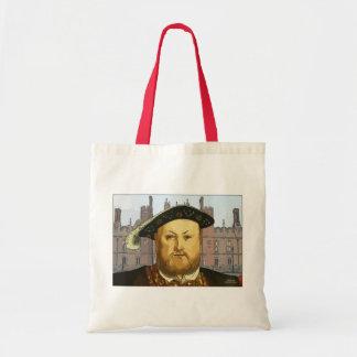 Henry VIII hänger lös Tygkasse