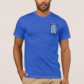Heraclitus för Grekland filosoffotboll T-tröja Tee
