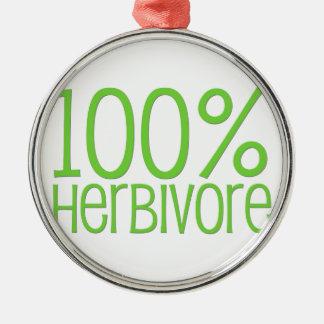 Herbivor 100% julgransprydnad metall