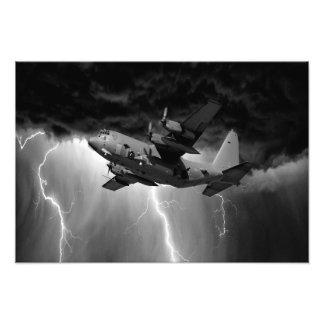 Hercules C-130 Fototryck