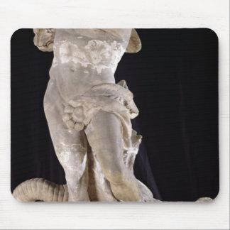 Hercules som slåss den Lernaean hydraen Musmatta