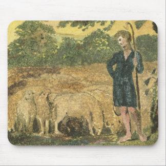 """Herden, från """"sånger av oskuld"""", 1789 (colen musmatta"""
