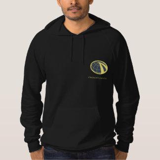 Hereford karta stylized hoodie
