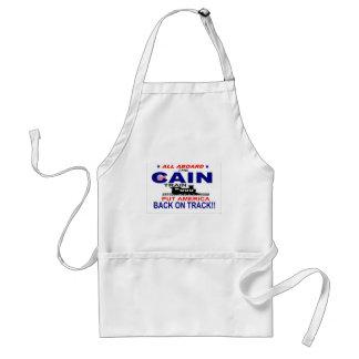Herman Cain Förkläde