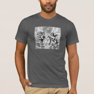 Hermes kvicksilveralkemi tshirts