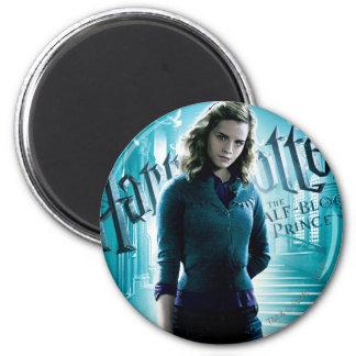 Hermione Granger Magnet Rund 5.7 Cm
