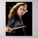 Hermione Granger redo för handling Affischer