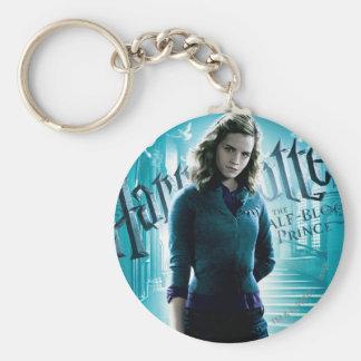 Hermione Granger Rund Nyckelring