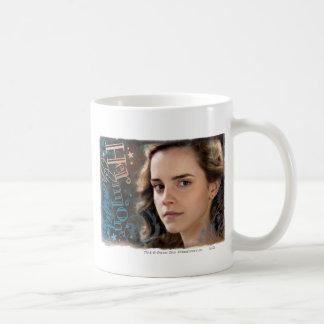 Hermione Granger Vit Mugg