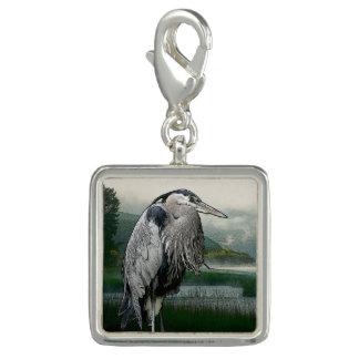 Heron sjö charms