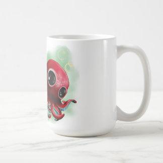 Herr bläckfisk kaffemugg