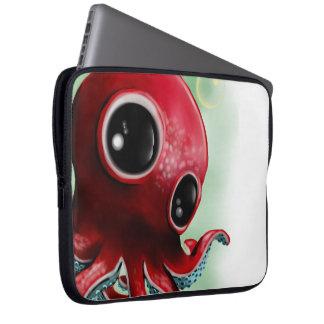 Herr bläckfisk laptop fodral