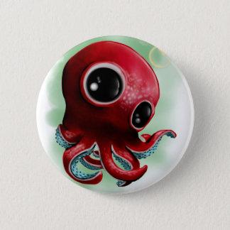 Herr bläckfisk standard knapp rund 5.7 cm