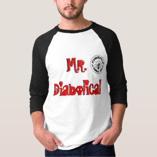Herr djävulsk EFF Tshirts