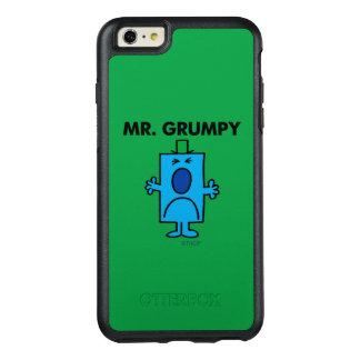 Herr Grumpy | Frowning ansikte OtterBox iPhone 6/6s Plus Skal
