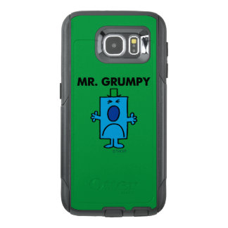 Herr Grumpy | Frowning ansikte OtterBox Samsung Galaxy S6 Skal