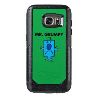 Herr Grumpy | Frowning ansikte OtterBox Samsung Galaxy S7 Skal