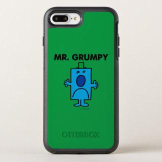Herr Grumpy | Frowning ansikte OtterBox Symmetry iPhone 7 Plus Skal