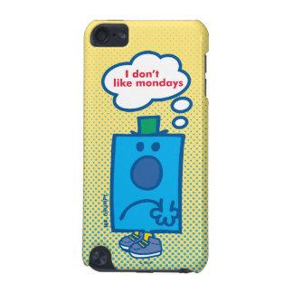 Herr Grumpy | gillar jag inte Måndagar som tanke iPod Touch 5G Fodral