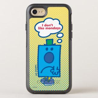 Herr Grumpy | gillar jag inte Måndagar som tanke OtterBox Symmetry iPhone 7 Skal