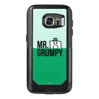 Herr Grumpy | kika huvud över namn 2 OtterBox Samsung Galaxy S7 Skal